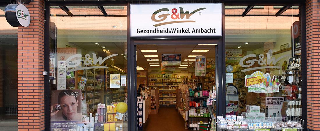 G&W Gezondheidswinkel