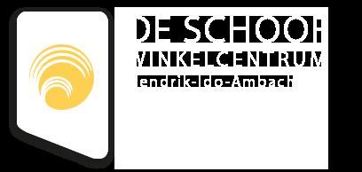 Winkelcentrum De Schoof Logo